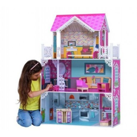 Domek dla lalek duży