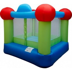 Zamek trampolina dmuchany